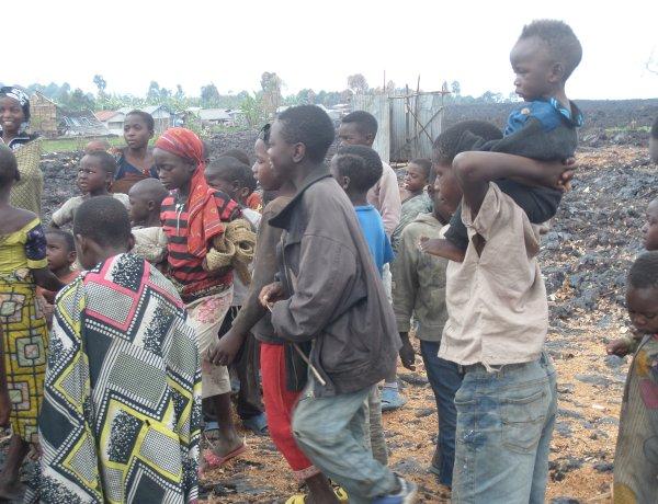 Nyiragongo: Les enfants ont du mal à retourner à l'école