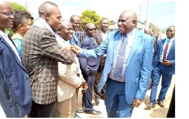 Bunia: Martin Shalo DUDU regagne sa province après deux mois et dix jours