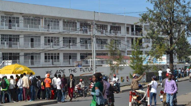 Goma: les échauffourées entre les étudiants de l'ISTA et ceux de l'ISTM paralysées les activités au sein du campus universitaire du lac