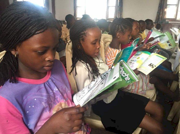 Goma : L'Espace Culturel Francophone :« Le livre est source de la tranquillité d'esprit»