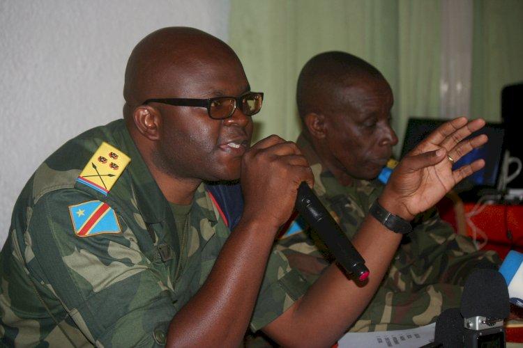 Colonel Marcel : « La Population de Beni-Butembo doit se réveiller »