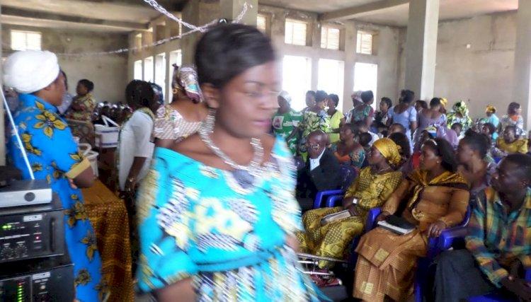 Beni : Le 8 Mars au thème utopique pour les paysannes