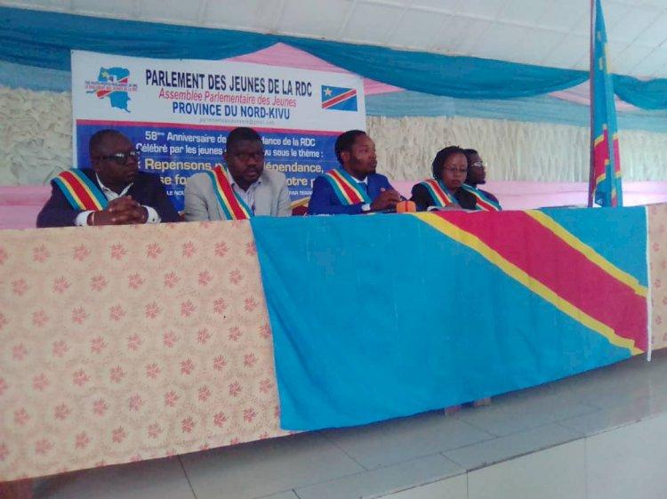 Goma: Les jeunes parlementaires appelés à s'engager au sein de leurs bases respectives