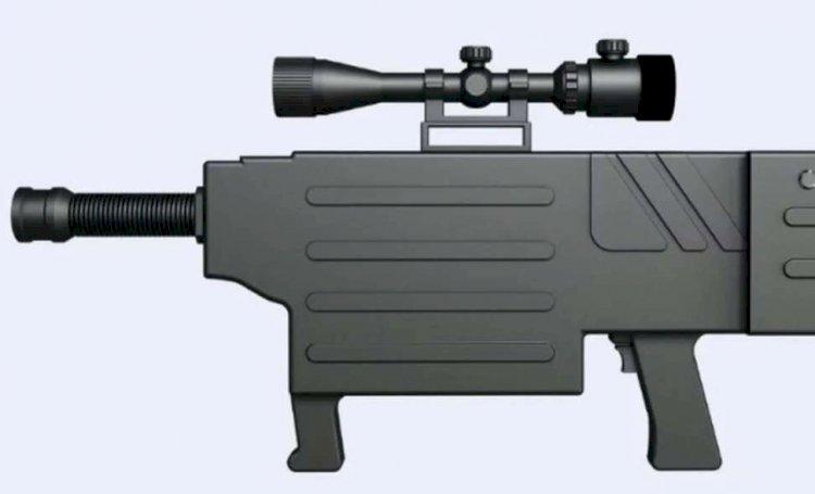 Un puissant fusil d'assaut laser mis au point par la Chine ?