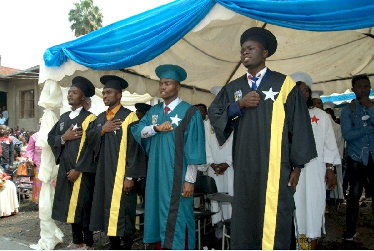 ISIG/GOMA: Les lauréats appelés à un esprit entrepreneurial