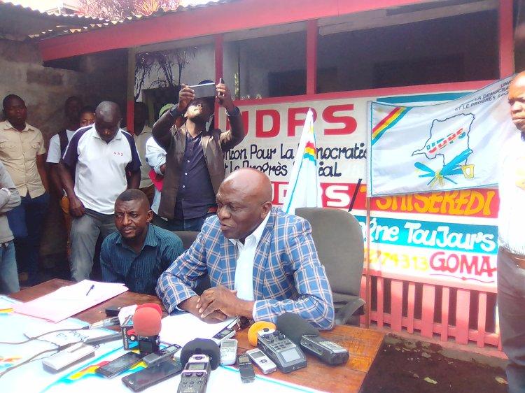 RubensMikindo : L'UDPS ne jure que pour des élections crédibles