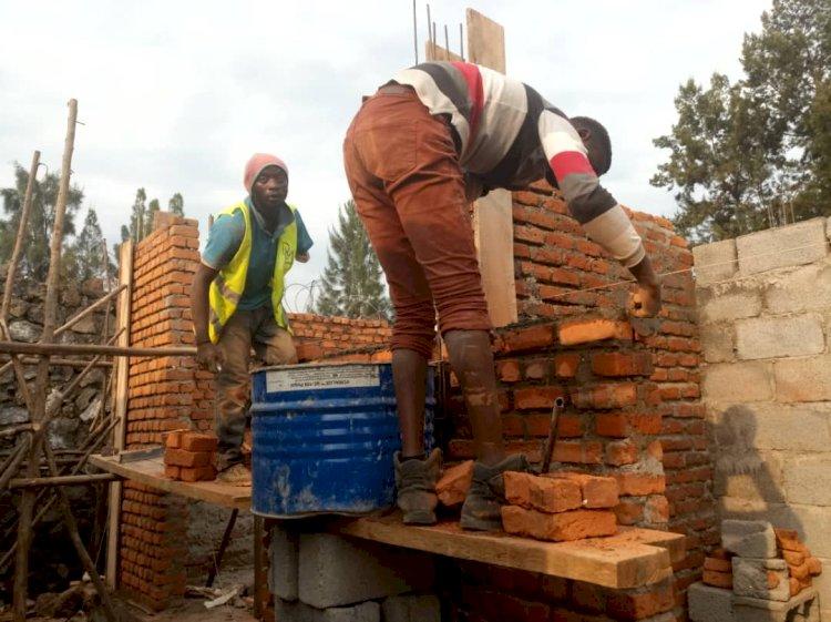 Goma : Construire une villa en 100 jours, même sans un budget en cash, c'est possible