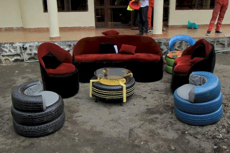 Goma: Startup Perfect offre la possibilité de fabriquer des meubles sans détruire l'environnement