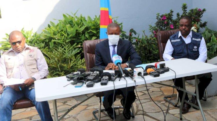 Nord-Kivu: Le gouverneur Carly Kasivita confirme le premier cas de Covid19 à Goma