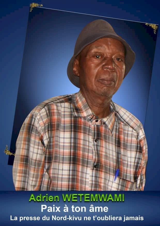 Nord-Kivu: Adrien Wetemwami Balere Mwendabandu, une bibliothèque journalistique se brule