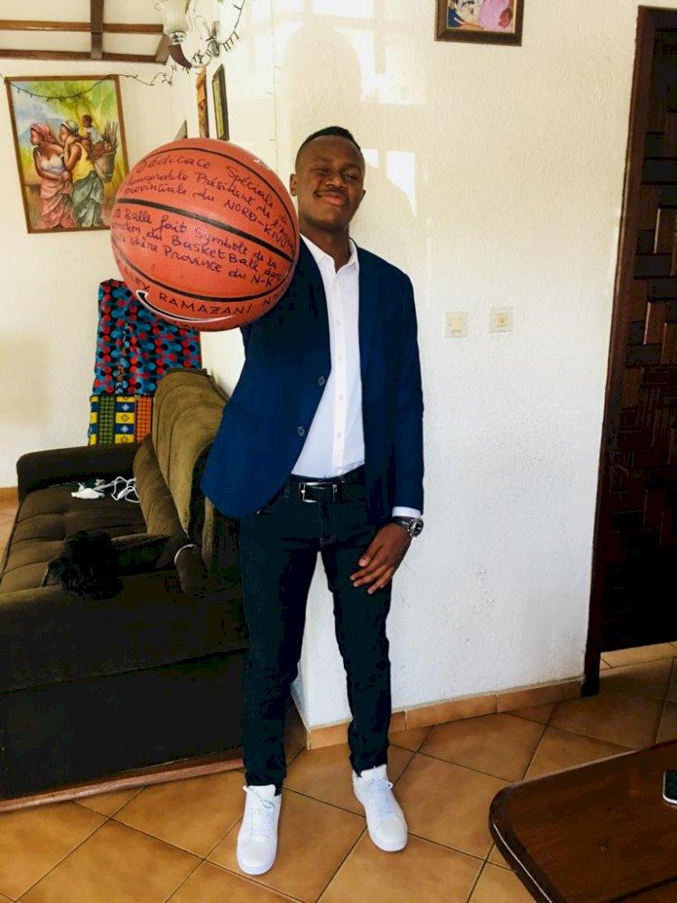 Nord-Kivu: Alex Ramazani, un talentueux qui honore la province