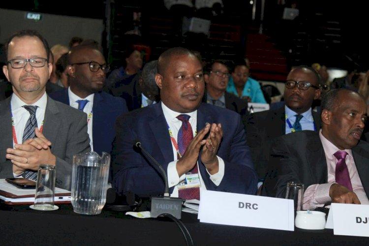 La RDC élue à la vice-présidence de la conférence des Ministres Africains de l'environnement
