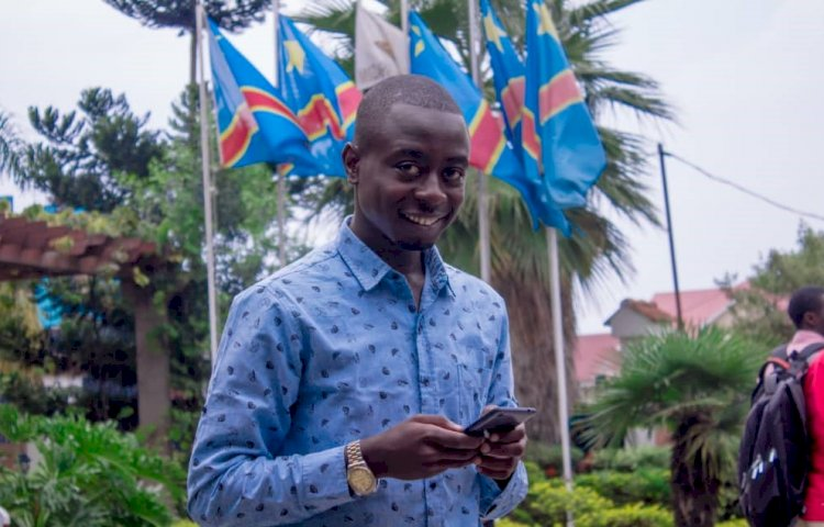 Interview: Fidèle Kitsa Tukinalwa, un jeune journaliste entrepreneur au Nord Kivu