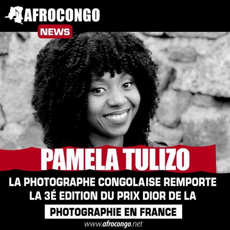 Prix Dior de la Photographie, La congolaise Pamela Tulizo remporte la 3éme Edition.
