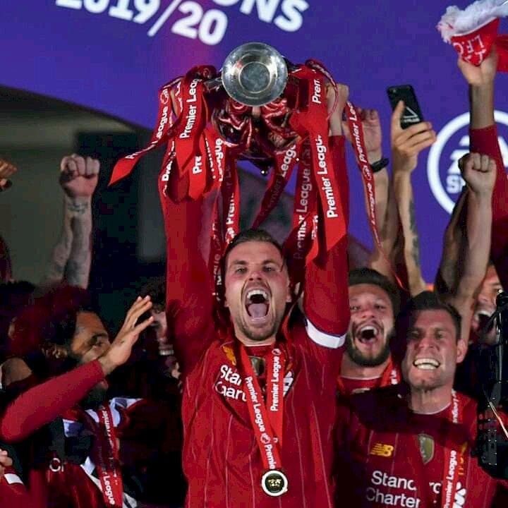 Premier League : Liverpool s'est régalé à Enfield avec son titre de champion d'Angleterre