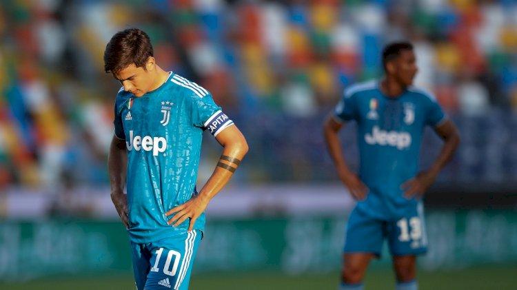 Série A: le titre devra patienter, Juventus trébuche à Udinese