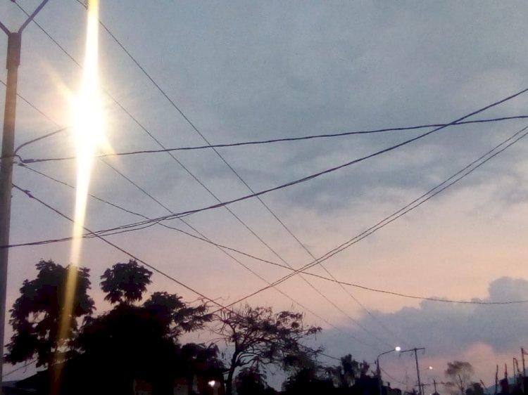 GOMA : Les habitants de Mabanga-Nord en liesse de voir des éclairages publics