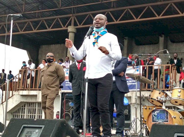 Nord-Kivu : Billy Kambale ne jure qu'à l'organisation des élections au sein du CPJ