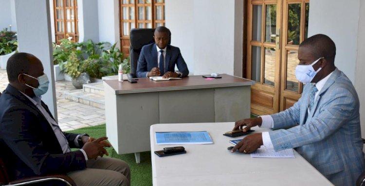 Nord-Kivu : le PFCGL  appuie les petits commerçants des zones transfrontalières