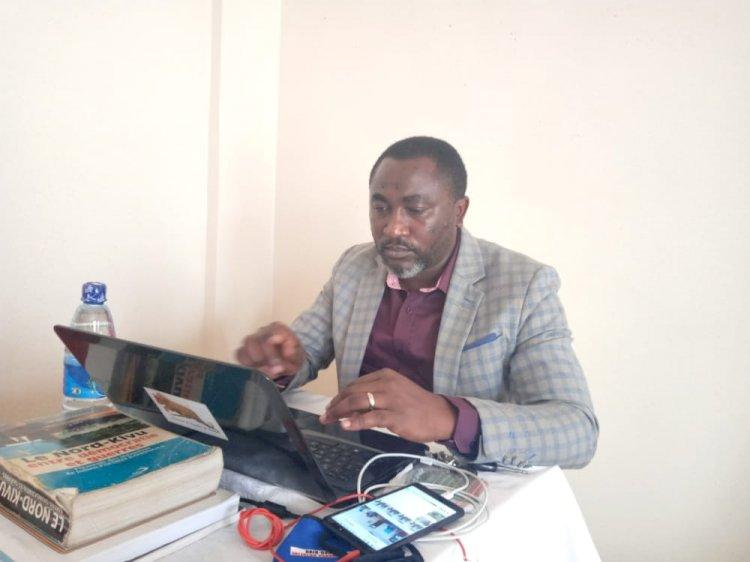 Nord-Kivu : Fin vacances parlementaires, l'honorable Prince Kihangi parle de son Walikale