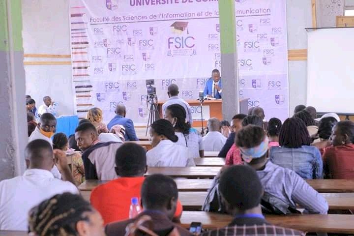 ESU: Soutenance publique/UNIGOM, la faculté des sciences de l'information et de la communication