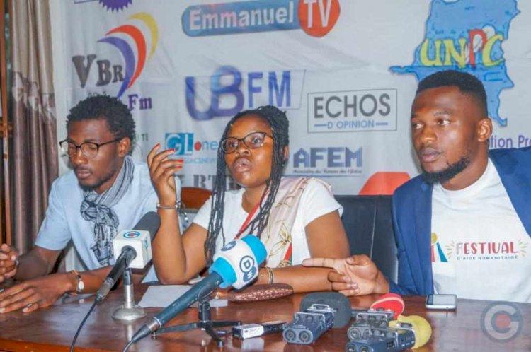 Goma : ce qu'il faut savoir de la première édition du festival d'aide humanitaire.