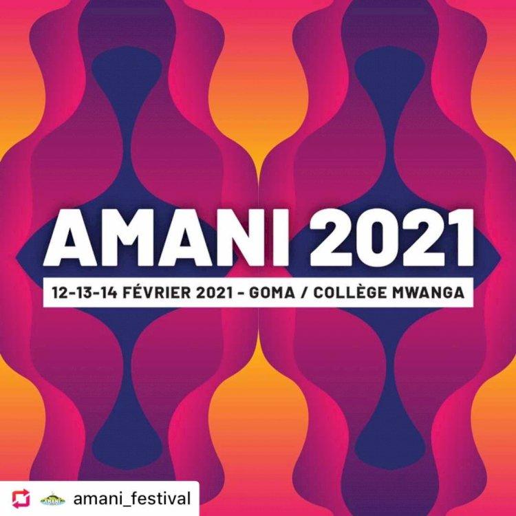 RDC : suite à la résurgence du coronavirus, la huitième édition du Festival Amani est reportée.