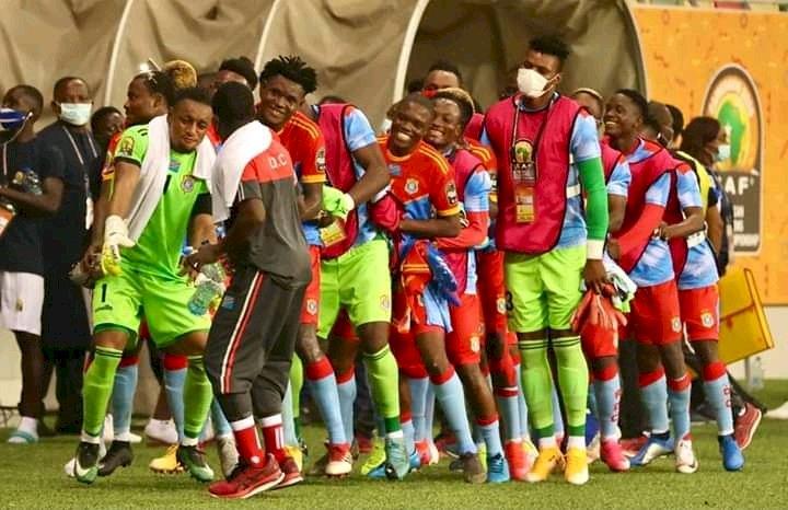 CHAN 2020 : la RDC  en tête du classement provisoire du groupe B,  Inonga Baka de grand jour