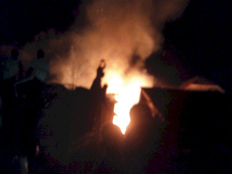 Goma : un enfant de 6 ans meurt dans un incendie au quartier Himbi.