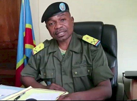 Rutshuru : L'auditeur militaire tué par balle dans une embuscade