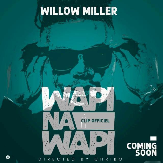 Musique : « wapi na wapi », la nouvelle chanson de willow Miller en style afro beat.