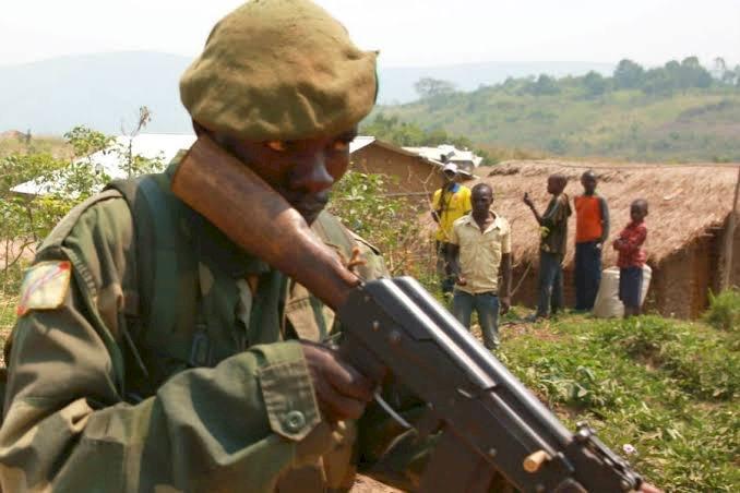 État de siège/Ituri: une nouvelle attaque ADF fait des morts à Ndalya kidepo.