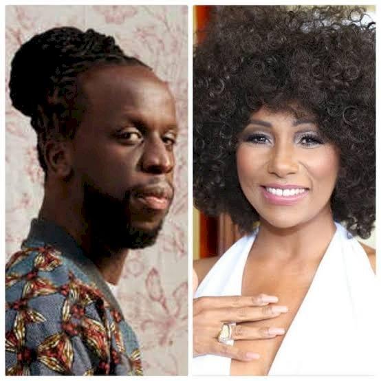 The voice Afrique francophone : Yousoupha remplace le coach Nayanka Bell en phase finale.