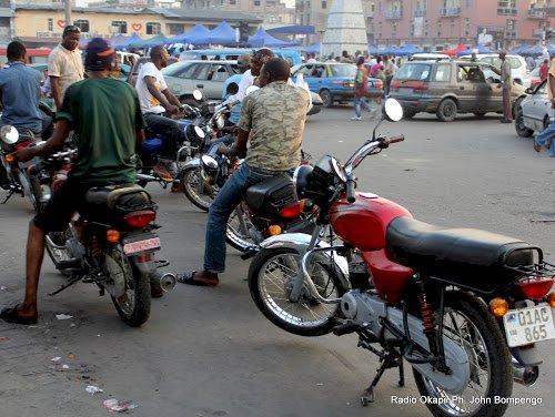 Goma: pour le seul mois d'avril, 4 motards ont été tués. (ASNAMOC)