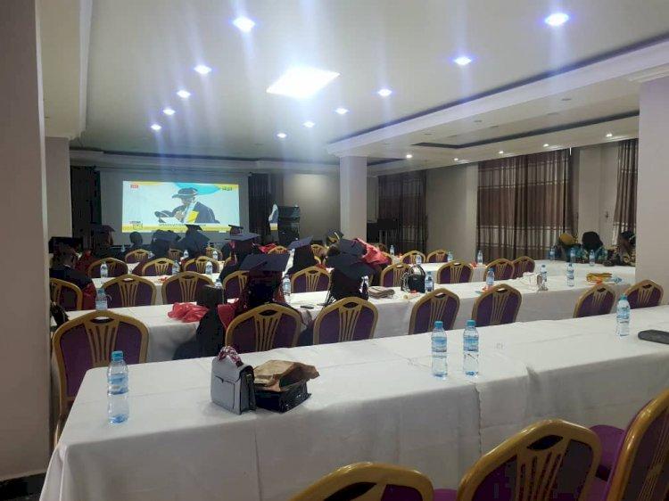 Rwanda: dans un contexte particulier des étudiants congolais clôturent l'année 2019-2020.