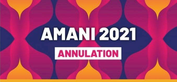 Goma: Le Festival Amani n'aura pas lieu cette année 2021