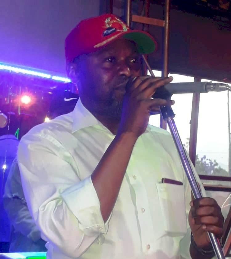 Goma : le phénoménal Kundos, un politique aussi fort en musique