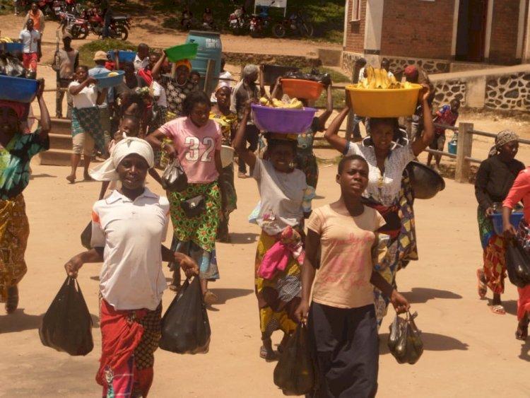 Idjwi: 5334 déplacés lancent un SOS