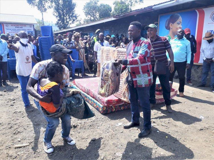 Nyiragongo: IPOLK au chevet de 600 enfants, 250 femmes enceintes et 150 personnes vivant avec handicap à Munigi.