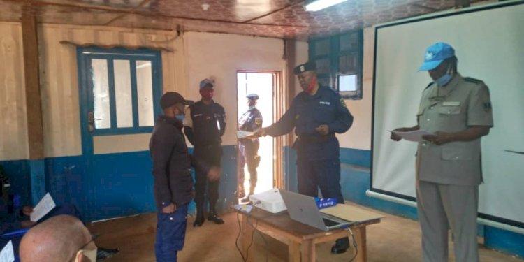 Nord-kivu: 20 policiers outillés sur le droit pénal à Butembo.